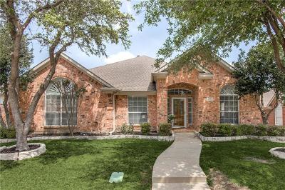 Lewisville Single Family Home For Sale: 2781 Club Ridge Drive