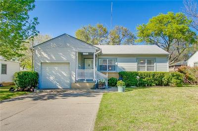 Single Family Home For Sale: 3835 Seguin Drive