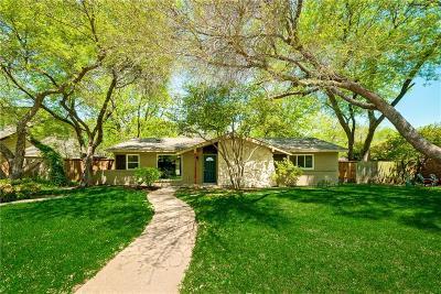 Richardson Single Family Home For Sale: 1003 Wake Drive
