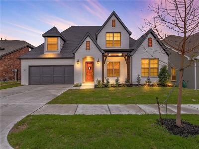Aledo Single Family Home For Sale: 422 Prairie Run
