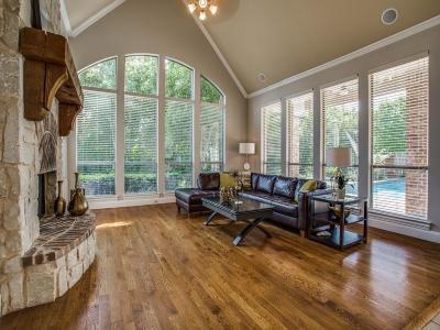 Frisco Single Family Home For Sale: 1800 Prairie Creek Trail