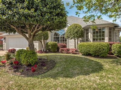 North Richland Hills Single Family Home Active Option Contract: 6805 Hickory Hollow Lane