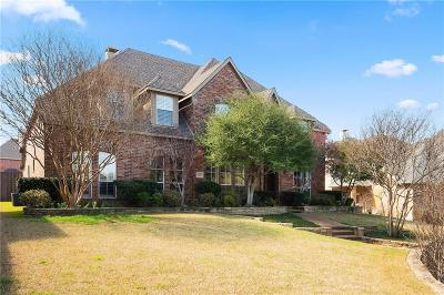 Richardson Single Family Home Active Contingent: 2705 Berrywood Court