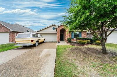 Anna TX Single Family Home For Sale: $215,000