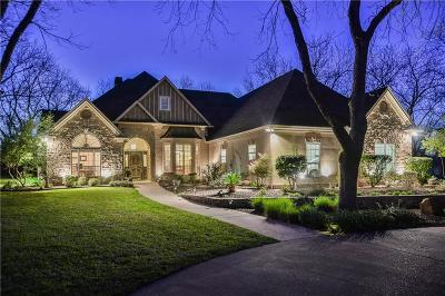 Granbury Single Family Home Active Option Contract: 8802 S. Hampton Drive