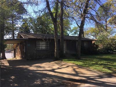 Gun Barrel City Single Family Home Active Option Contract: 117 Jeffery Circle