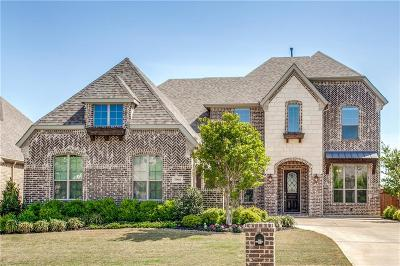 Keller Single Family Home Active Option Contract: 1066 Brookfield Path