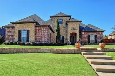 Sherman Single Family Home For Sale: 2902 Butterfield Trail