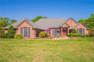 Weatherford Single Family Home For Sale: 118 Arapahoe Ridge