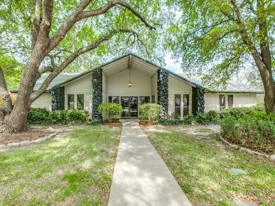 Fort Worth Single Family Home For Sale: 5432 Benbridge Drive