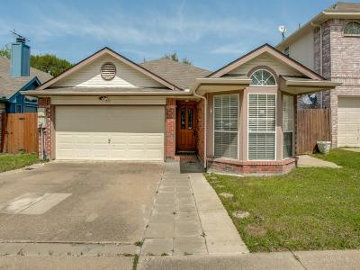Plano Single Family Home Active Option Contract: 913 Ponderosa Creek