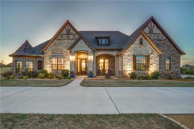 Aledo Single Family Home For Sale: 162 Waverly Way