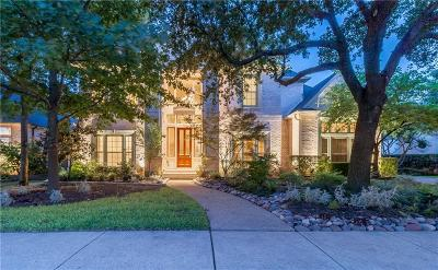 Coppell Single Family Home For Sale: 325 Brock Street