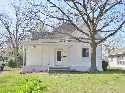 Single Family Home Active Option Contract: 316 W Steadman Street