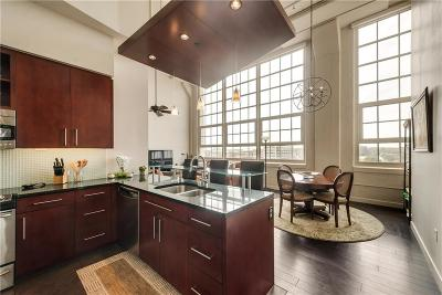 Fort Worth Condo For Sale: 2600 W 7th Street #1729