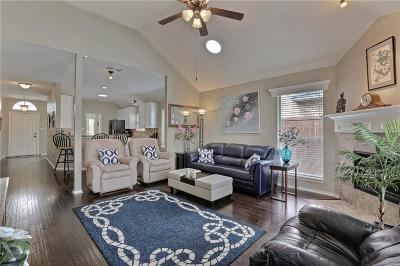Lewisville Single Family Home Active Contingent: 1415 Di Orio Drive