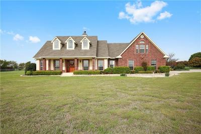 Rhome TX Single Family Home Active Kick Out: $439,000