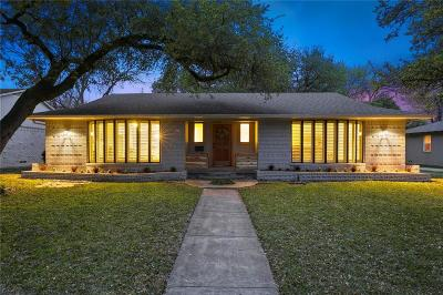 Single Family Home For Sale: 6833 Whitehill Street