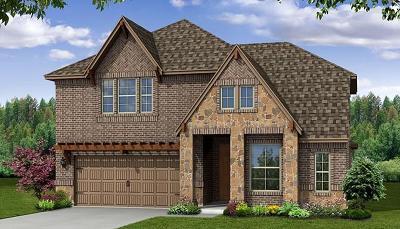 McKinney Single Family Home For Sale: 5004 Basham Lane