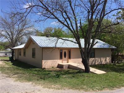 Comanche TX Single Family Home For Sale: $199,500