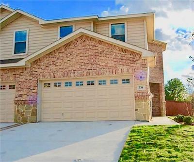 Lavon Half Duplex For Sale: 339 Orbit Drive