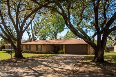 Terrell TX Single Family Home Sold: $155,000