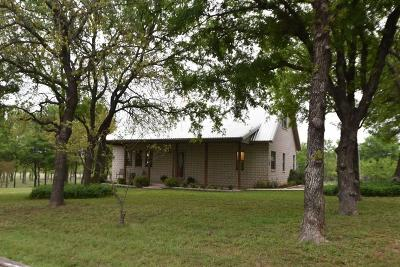 Erath County Single Family Home For Sale: 6876 County Road 264