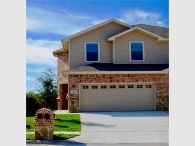 Lavon Half Duplex For Sale: 341 Orbit Drive
