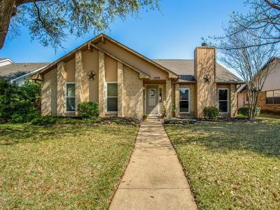Allen Single Family Home Active Option Contract: 1209 Cherrywood Court