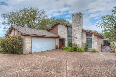 Single Family Home For Sale: 3844 Arborlawn Drive