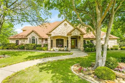 Burleson Single Family Home Active Kick Out: 10029 Tantarra Drive