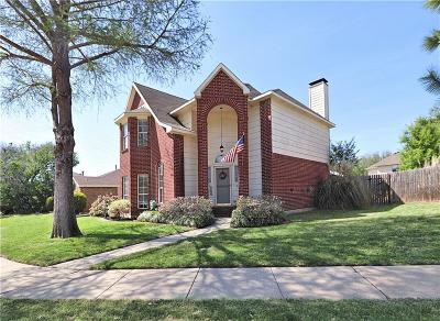Flower Mound Single Family Home For Sale: 704 Stone Trail Drive