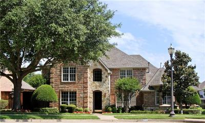 Coppell Single Family Home For Sale: 250 Brighton Lane