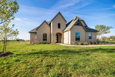 Lucas Single Family Home For Sale: 847 Bristol Park
