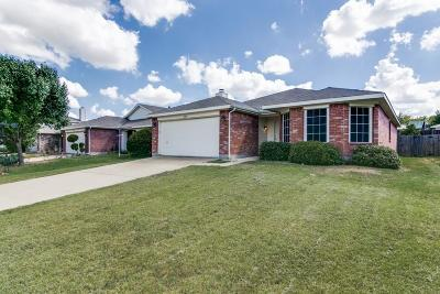 Forney Single Family Home For Sale: 1215 Warrington Way