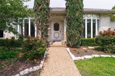 Single Family Home Active Option Contract: 7341 La Sobrina Drive