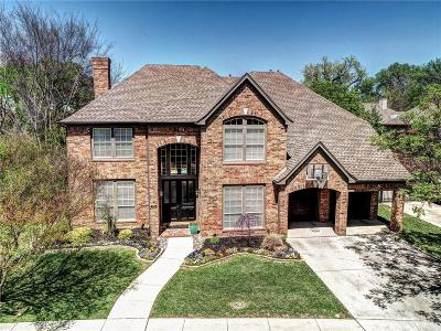 Coppell Single Family Home For Sale: 732 Northshore Court