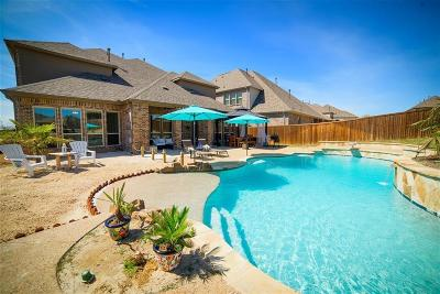 Rockwall Single Family Home For Sale: 224 Shady Branch Drive