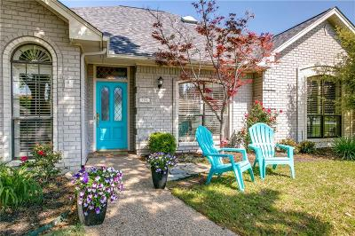 Coppell Single Family Home For Sale: 758 E Bethel School Road