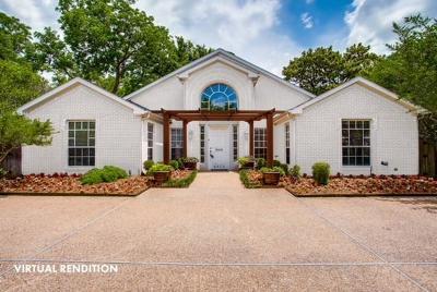 Dallas Single Family Home For Sale: 4424 Vandelia Street
