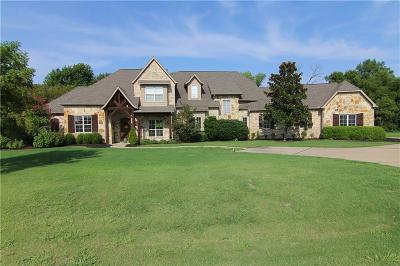 Prosper Single Family Home For Sale: 1351 Wheatland Road