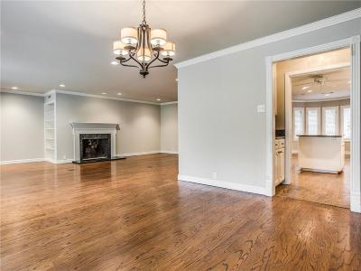 Fort Worth Single Family Home For Sale: 6216 Greenway Road