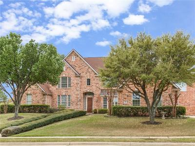 Southlake, Westlake, Trophy Club Single Family Home For Sale: 1917 Big Bend Cove