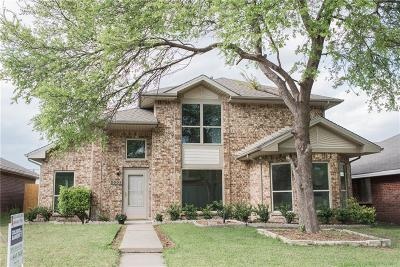 Rowlett Single Family Home For Sale: 3005 David Drive