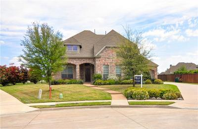Prosper Single Family Home Active Option Contract: 1040 Elk Ridge Road