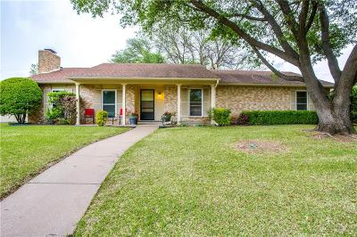 Single Family Home For Sale: 6725 Town Bluff Drive