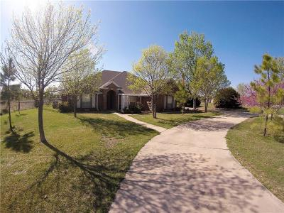 Wise County Single Family Home Active Option Contract: 150 County Road 2195