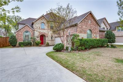 McKinney Single Family Home For Sale: 809 Hidden Springs Court