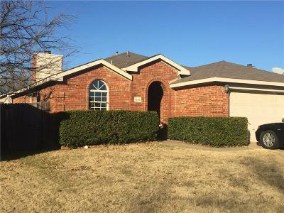 Little Elm Single Family Home Active Option Contract: 1055 Port Isabel Drive