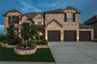 Prosper Single Family Home For Sale: 701 Salada Drive